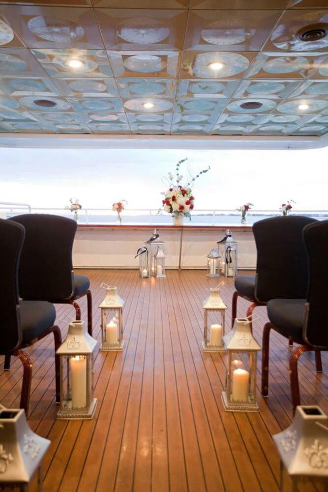 Boardwalk Fantasea Yacht Charters Venues Weddings In