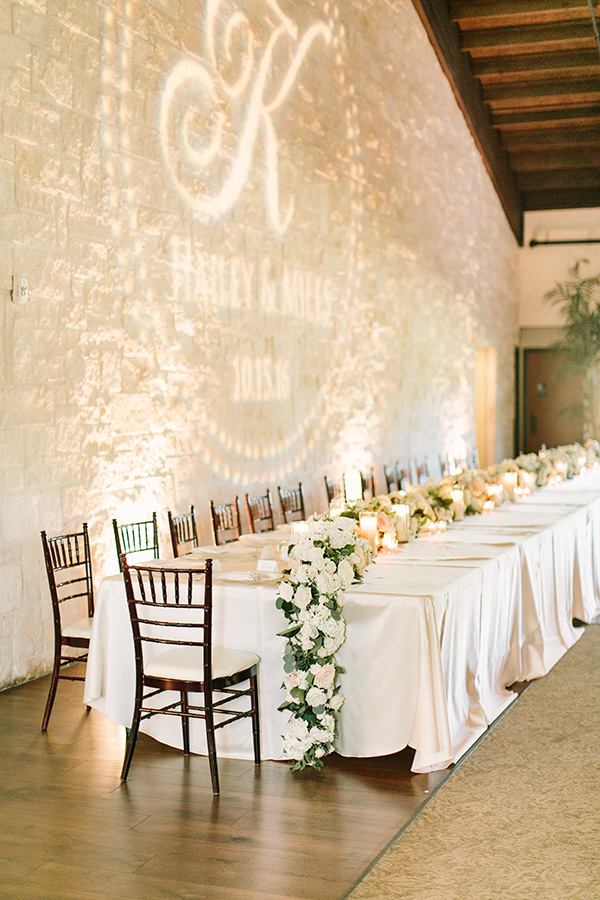 Ceremony and Reception Space – Briscoe Manor