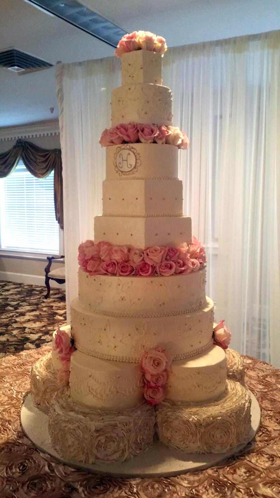 cakesgina - cakes - weddings in houston