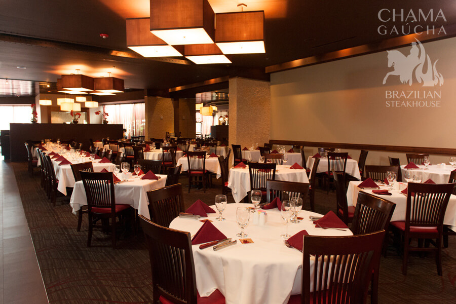 Chama Ga 250 Cha Brazilian Steakhouse Houston Wedding Venue