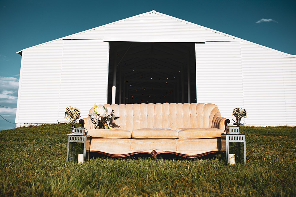 Barn Wedding Venue - Clear Creek Ranch