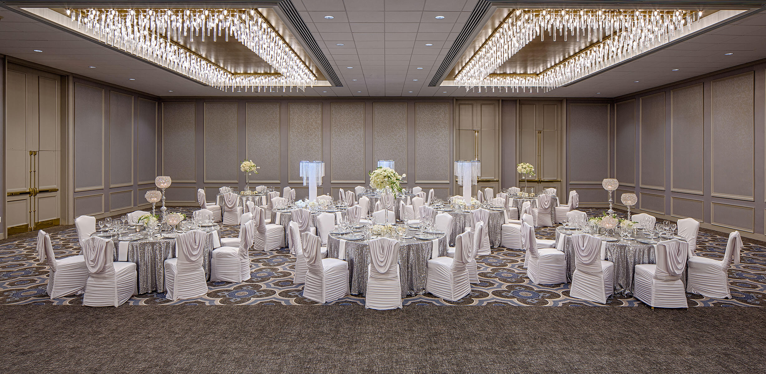 Wedding Venue – DoubleTree by Hilton Houston Greenway Plaza