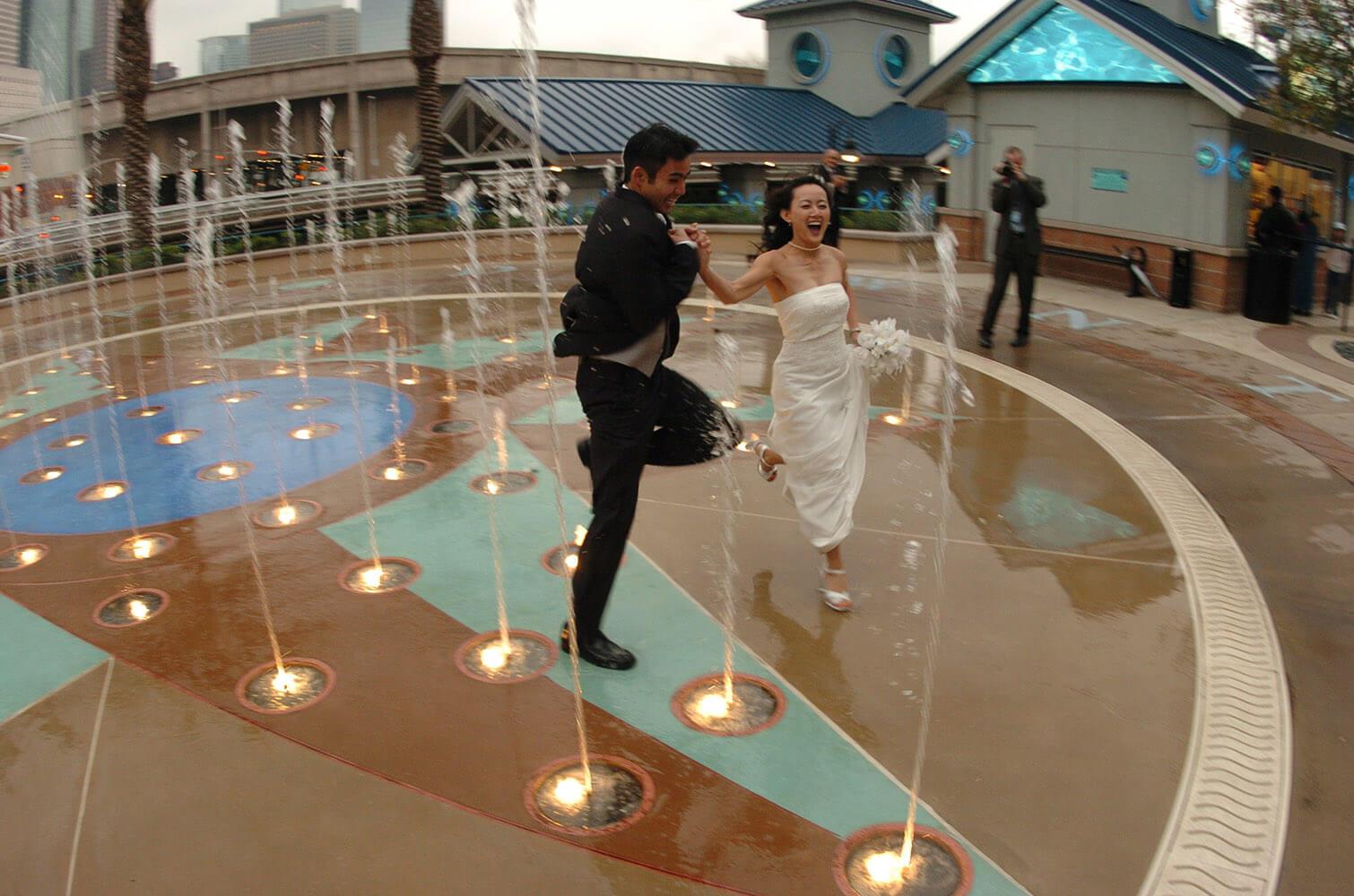 Downtown Aquarium Venues Weddings In Houston