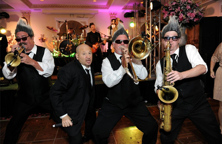 Houston Wedding Band & Entertainment - Emerald City Band
