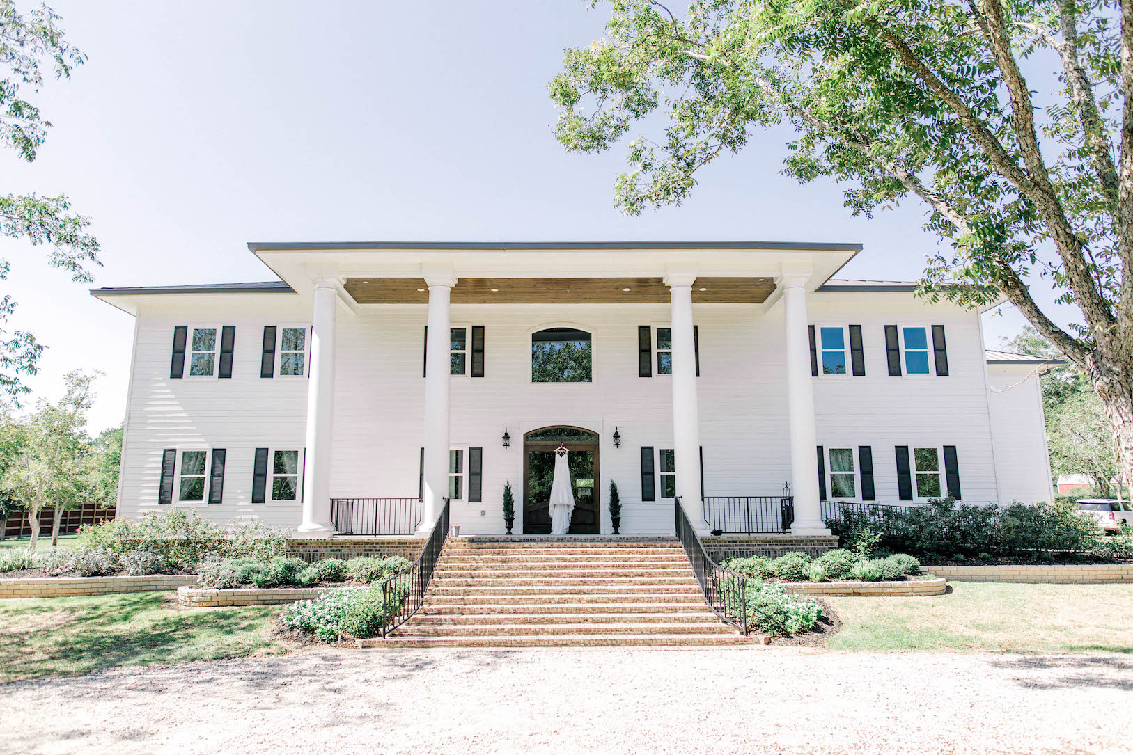 Houston Wedding Venue - The Estates at Pecan Park