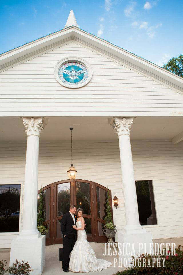 Houston Wedding Venue – Heather's Glen