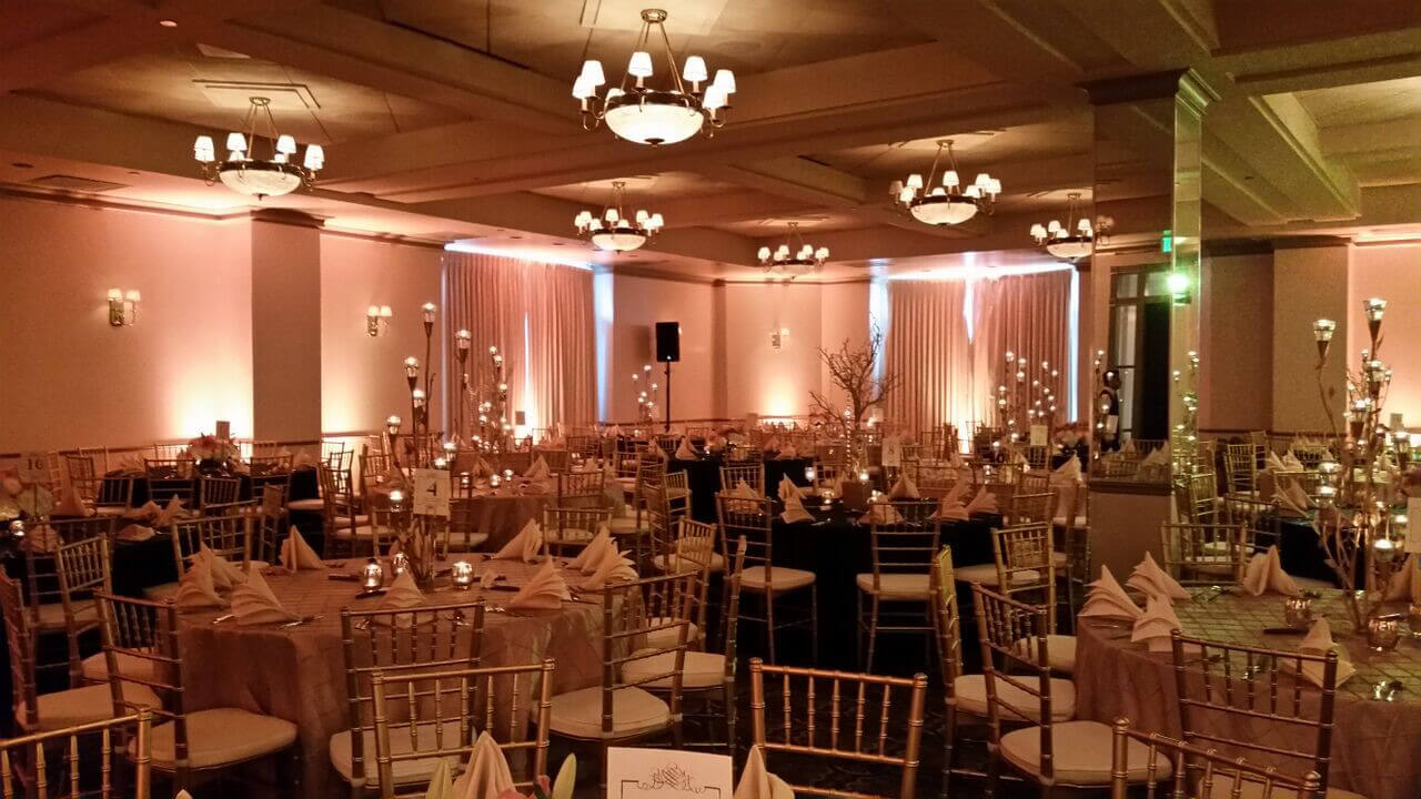 Wedding Catering – HESS Club