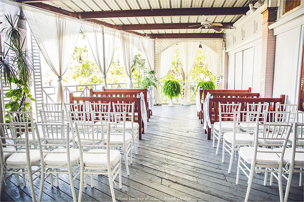 Wedding Ceremony + Reception  – Historic Magnolia Ballroom