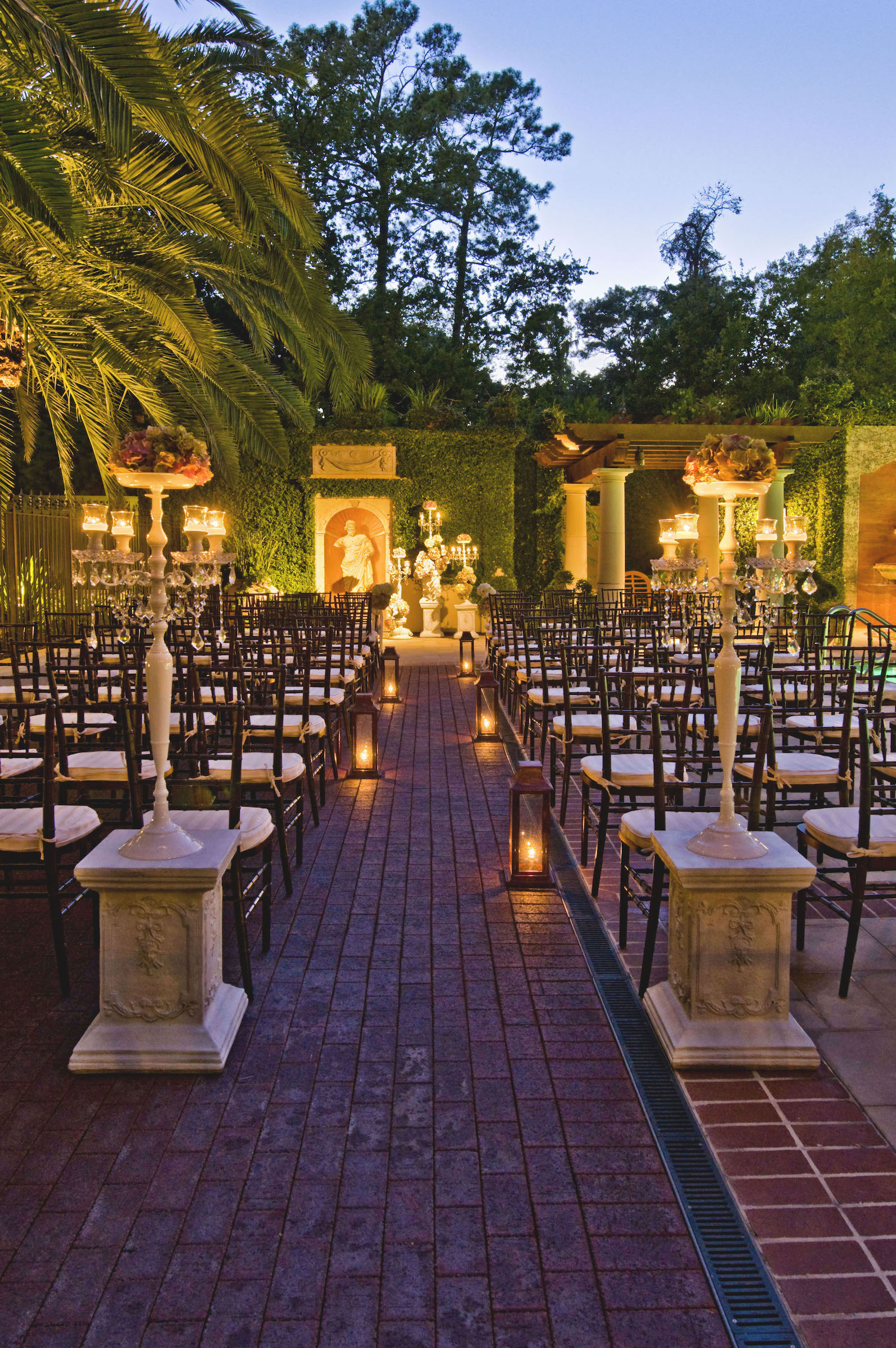 Hotel Granduca Houston - Houston Wedding Venue