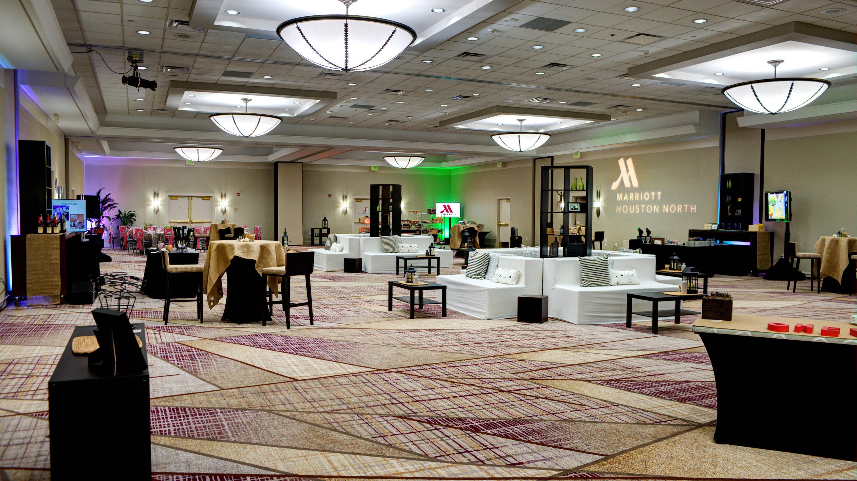 Marriott Houston North Venues Weddings In Houston