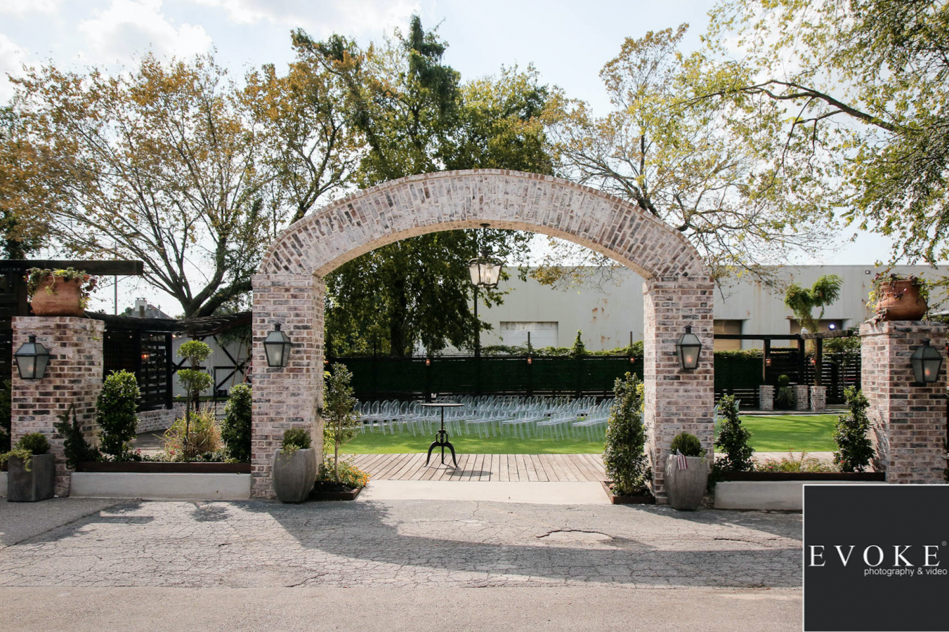 Houston Wedding Venue - Hughes Manor