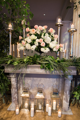 photo: civic photos decor: plants n petals venue: the corinthian