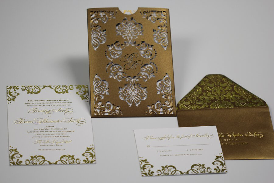 Wedding Stationery – Isabella Invitations