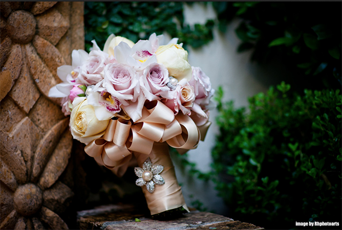 Houston Wedding Florist - Keisha's Kreations