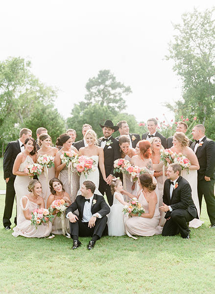 Houston Wedding Photographer - Kelli Durham Photography
