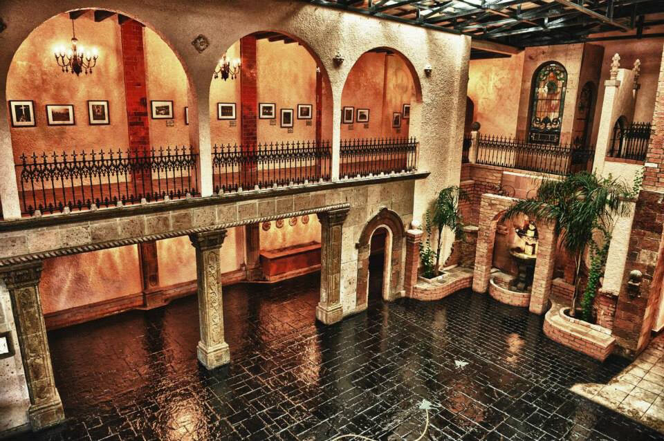 Ceremony + Reception Space – Las Velas Houston