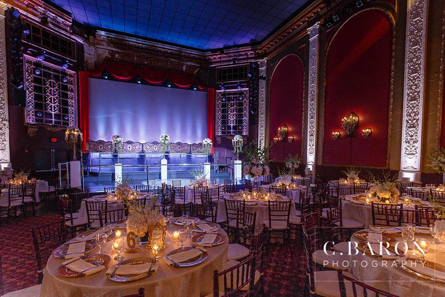 Houston Wedding Venue   The Majestic Metro