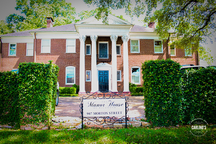 Houston Wedding Venue - The Manor House of Richmond