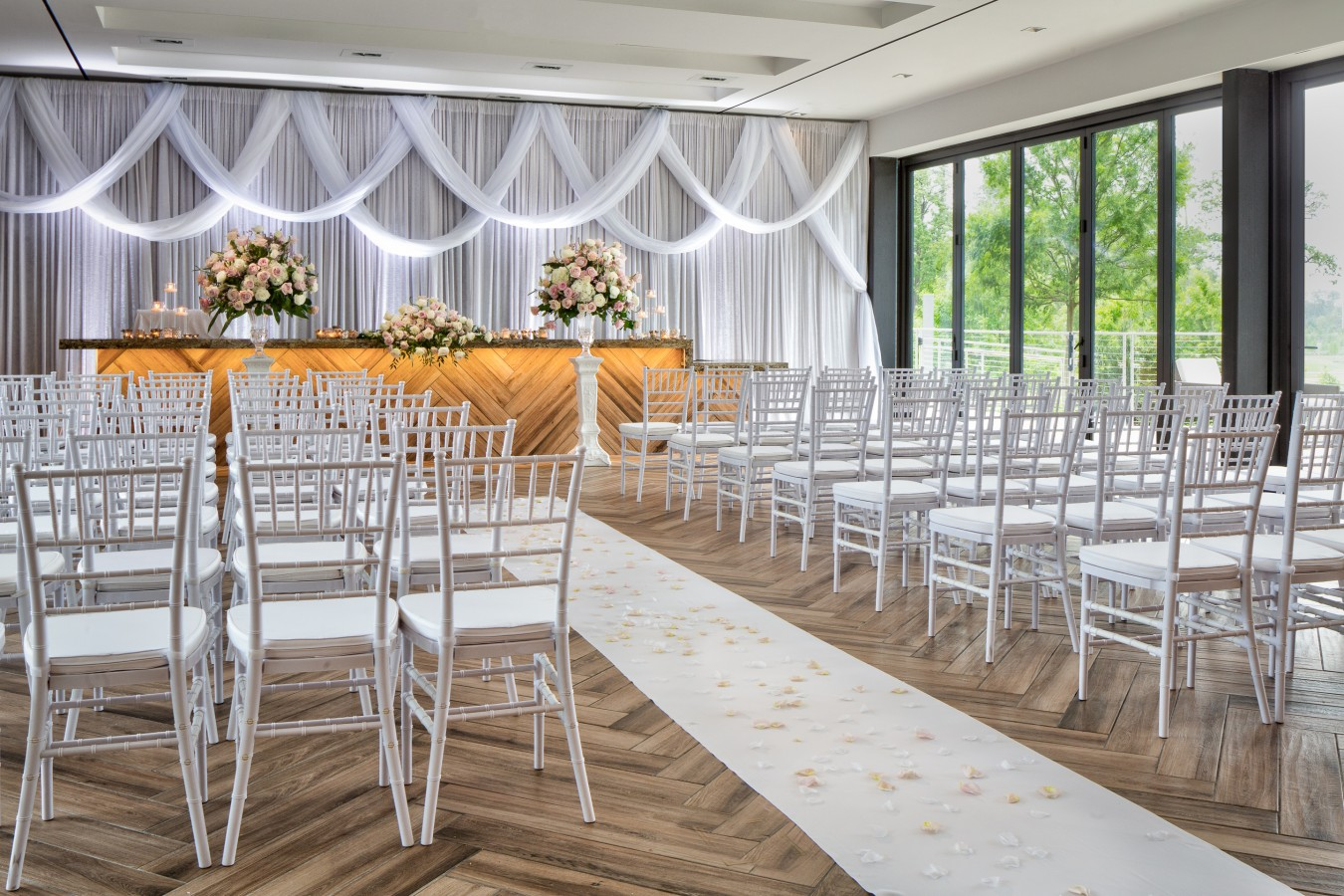 Marriott City Place At Springwoods Village - Houston Wedding Venues