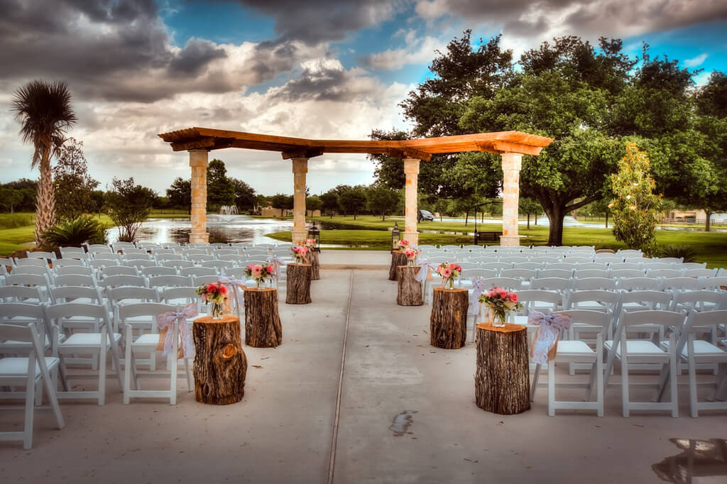 Moffitt oaks venues weddings in houston wedding ceremony reception venue moffitt oaks junglespirit Image collections