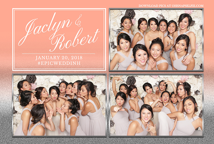Oh Snap Selfie Photo Booth - Wedding Photo Booth in Houston, TX