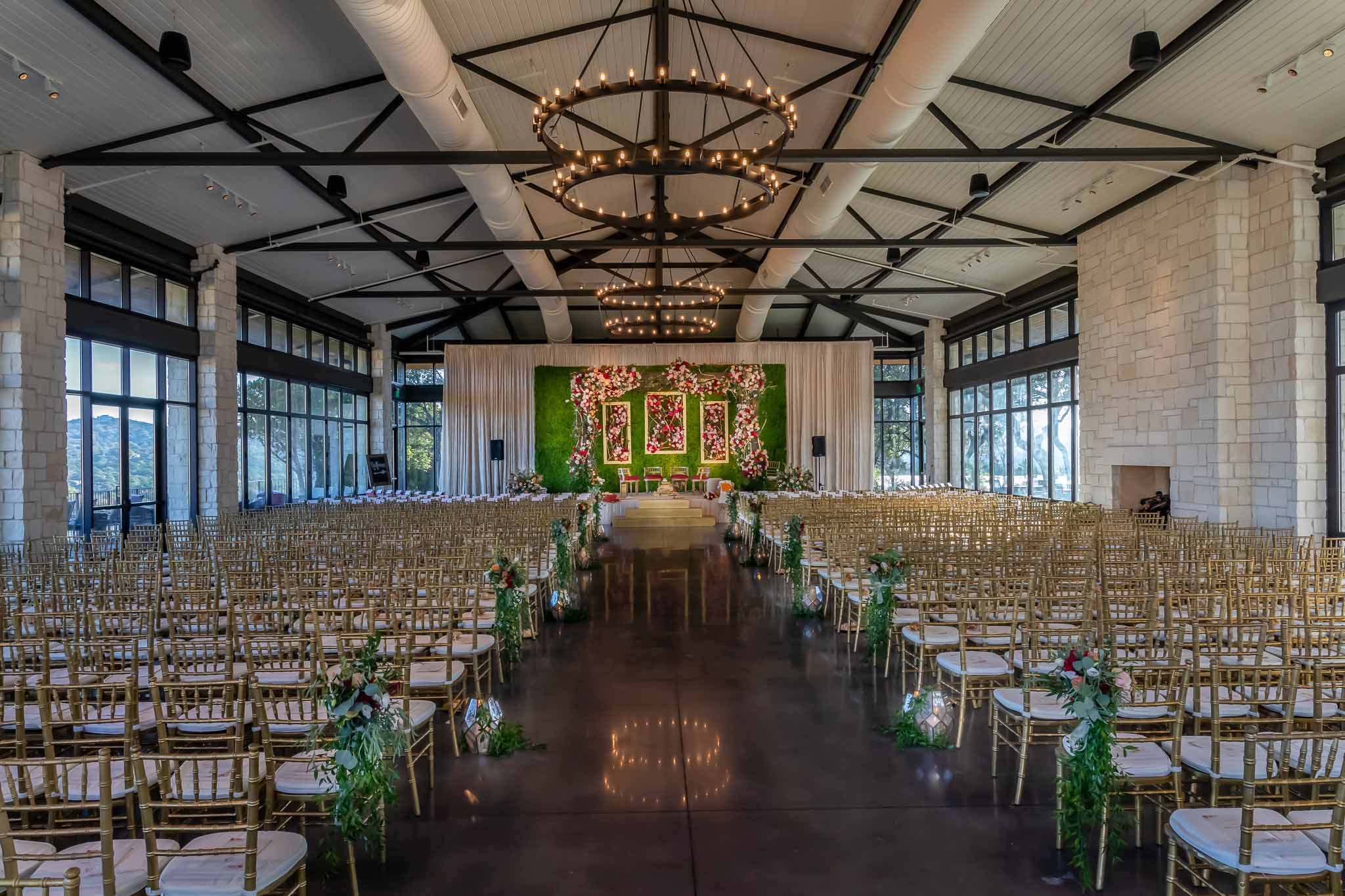 Hill Country Wedding Venue -  Omni Barton Creek Resort & Spa