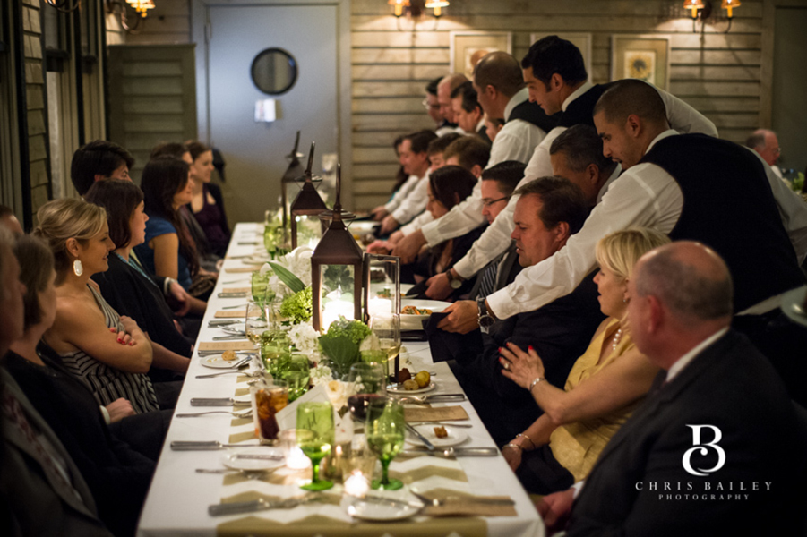 Houston Wedding Ceremony + Reception Space - Ouisie's Table