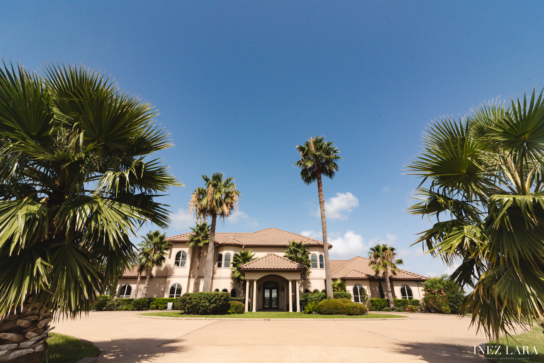 Houston Wedding Venue - Palm Royal Villa
