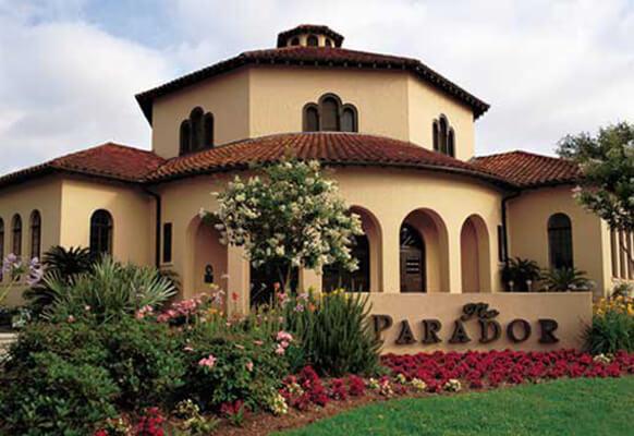 The Parador - Venues - Weddings In Houston