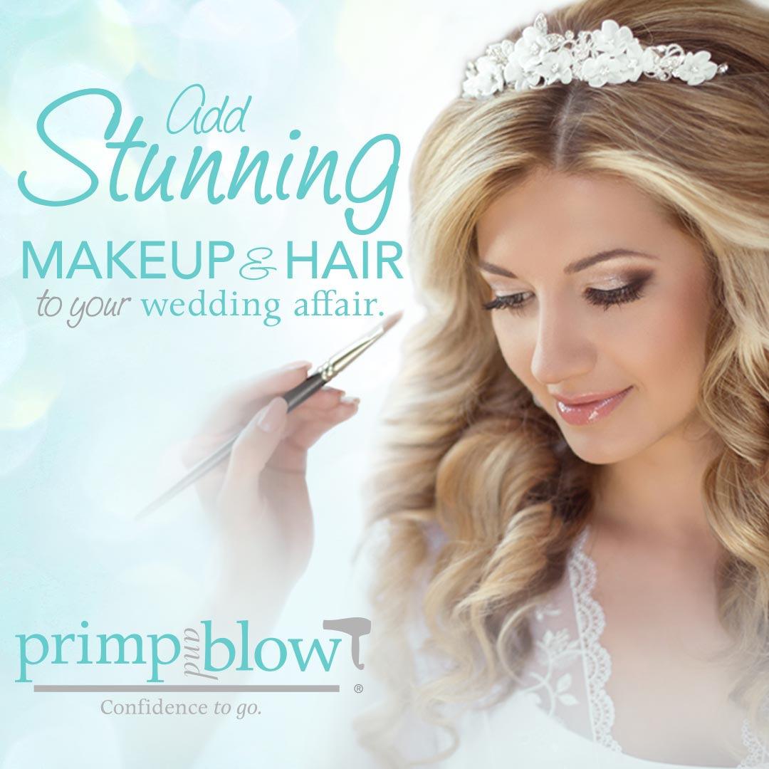 Primp and Blow at West University - Beauty, Hair, Make-Up