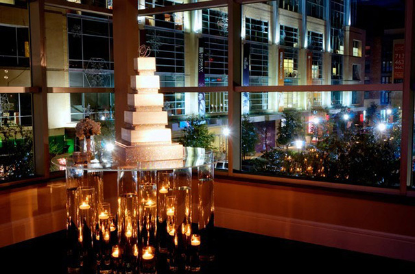 Wedding Ceremony + Reception Space – Red Oak Ballroom CityCentre
