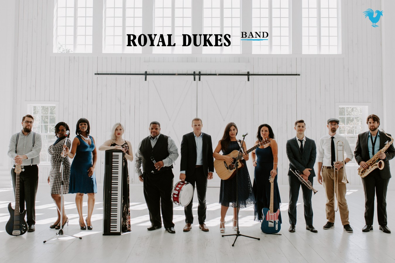 Royal Dukes Band - Music