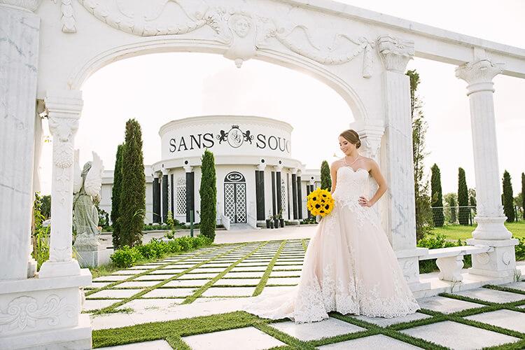Sans Souci Ballroom - Weddings in Houston