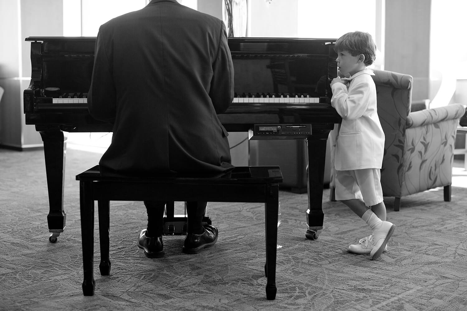 Wedding Music + Entertainment - Scott Graham Piano