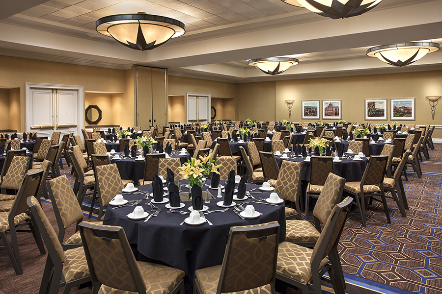 Houston Ceremony + Reception Space - Sheraton Suites Houston near the Galleria