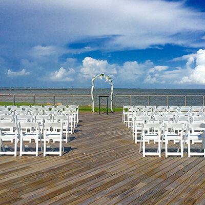 Sylvan Beach Pavilion Weddings In Houston