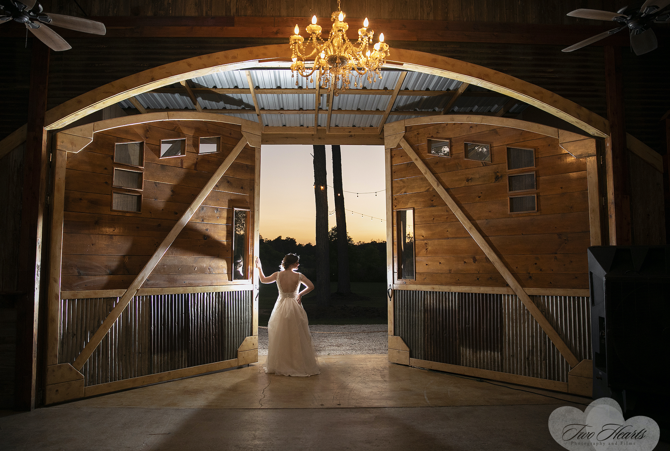 Rustic Wedding Venue - The Barn at Four Pines Ranch