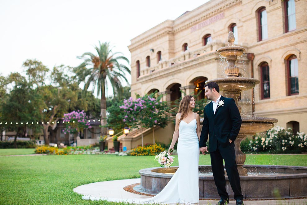 Houston Wedding Space – The Bryan Museum