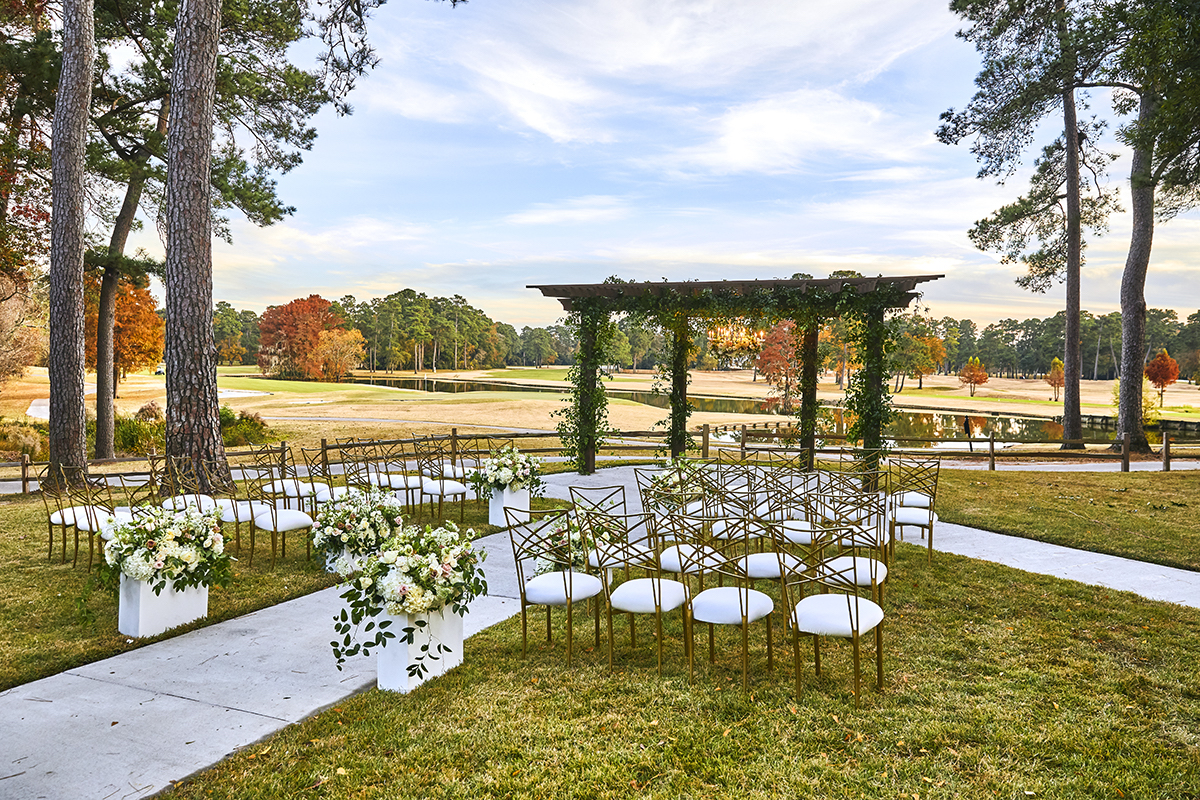 Houston Wedding Venue - The Clubs of Kingwood