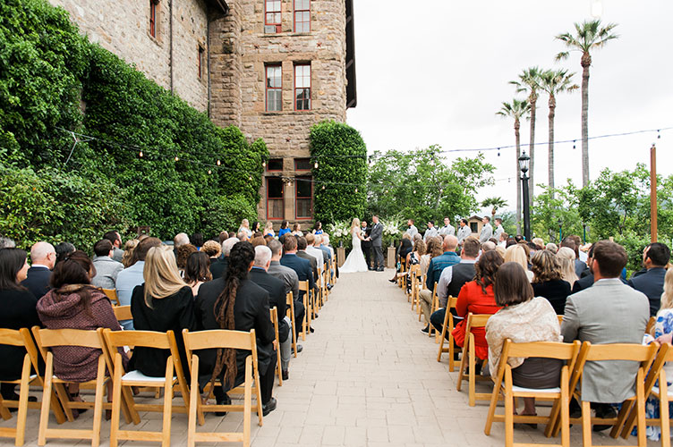 Destination Wedding Venue - The Culinary Institute of America at Greystone