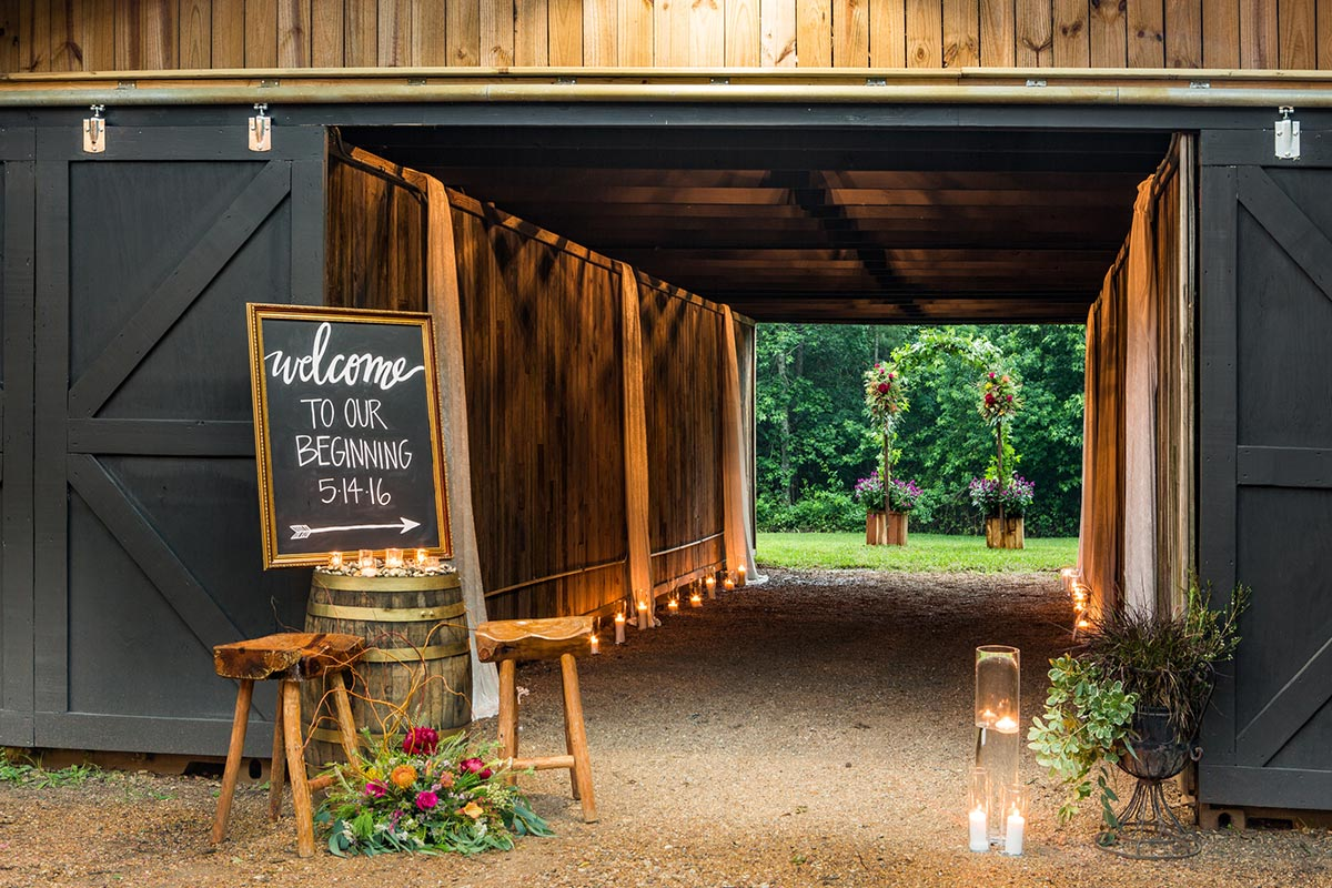 Wedding Venue in Houston – The Grand Hall at Deer Lake Lodge ...