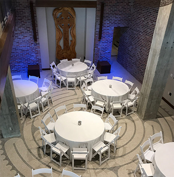 Houston Ceremony & Reception Space  - The Hines Center
