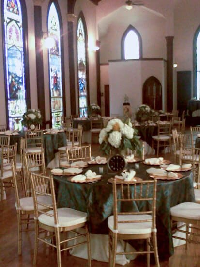 Destination Wedding Venue – The Lyceum of Galveston Island