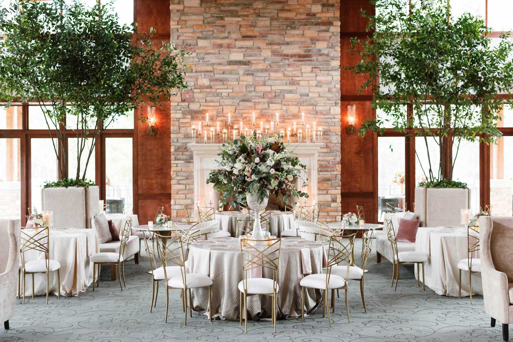 Houston Wedding Venue - The Woodlands Country Club