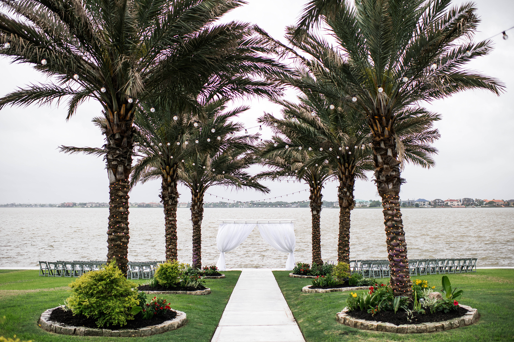 Houston Ceremony + Reception Space - Waters Edge Venue