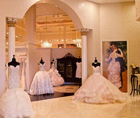 Weddings by debbie wedding dresses weddings in houston for Wedding dresses stores in houston