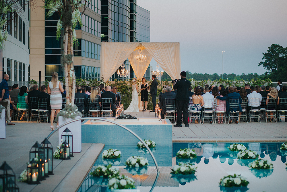 Westin At The Woodlands Venue Weddings In Houston
