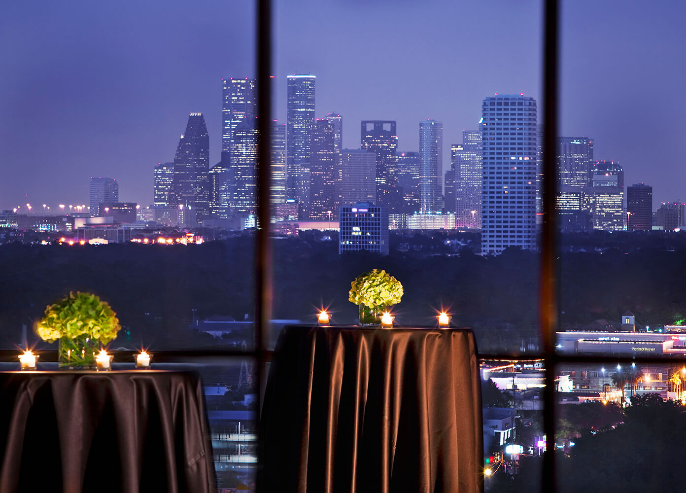 Houston Wedding Venue & Accommodations