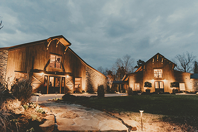 Barn Wedding Venues - Rustic Wedding - Country